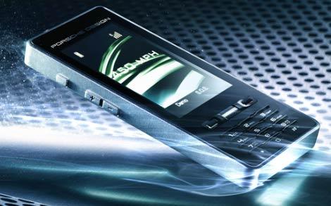 Porsche phone – Luxury Car King's Luxury Phone