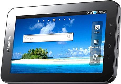 Samsung Galaxy Tab – An iPad Killer?