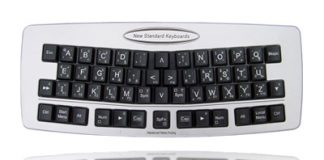 alphabetical usb keyboard