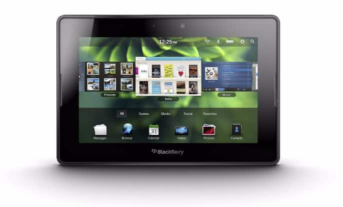 Blackberry Playbook 4G – Specs, Features & Review