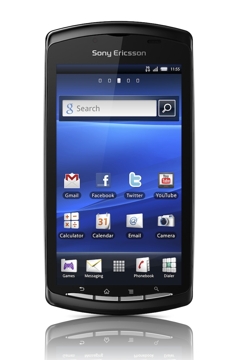 Playstation phone – Extremely cool gaming phone