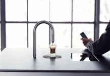 You can operate your Coffee faucet just using a mobile app!