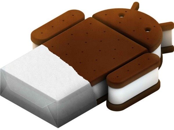 Ice Cream Sandwich - one of the new gadgets in 2012