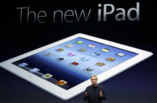 What's Up with the New iPad 3?