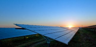 solar power is growing in a good pace