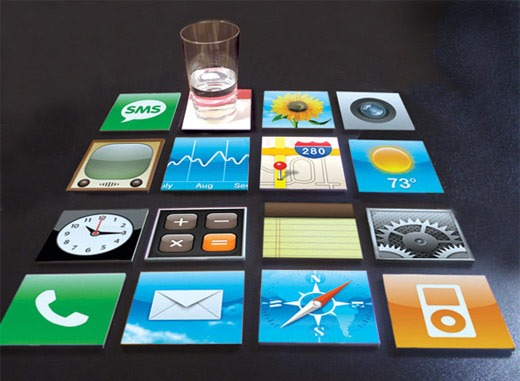 Top 10 iPhone Apps for November 2012
